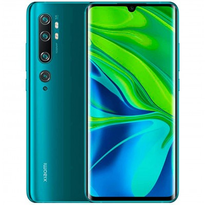 Смартфон Xiaomi Mi Note 10 6/128GB Aurora Green (Зеленый) Global Version