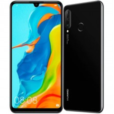 Huawei P30 Lite New Edition 6 / 256 Gb Полночный черный / Black