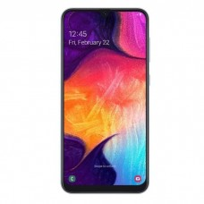 Смартфон Samsung Galaxy A50 (2019) 64GB White / Белый (Ростест)