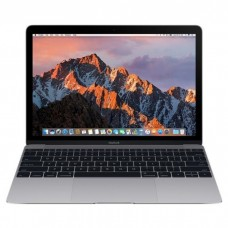 "Apple MacBook 12"" Retina Core m3 1,2 ГГц, 8 ГБ, 256 ГБ Flash, HD 615 «серый космос»"