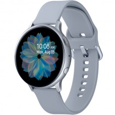 Samsung Galaxy Watch Active2 40 мм, корпус из алюминия, арктика