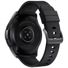 Samsung Galaxy Watch 42 мм Midnight Black, черный
